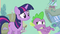 """Spike """"Why's everybody looks so..."""" S2E02"""