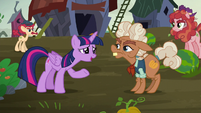 "Twilight ""could you please call off the pumpkining?"" S5E23"