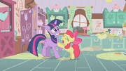 Twilight Apple Bloom please S1E12