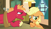 """Big McIntosh """"there's gotta be a better way"""" S6E23"""