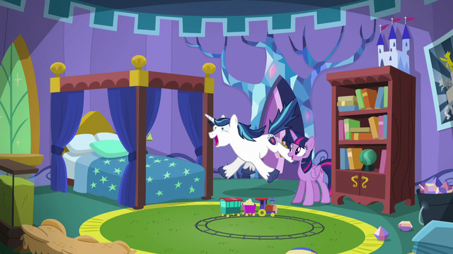 File:Shining Armor ecstatic by his surprise S5E19.png
