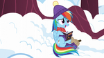 """Rainbow Dash """"I'll be right there"""" S5E5"""