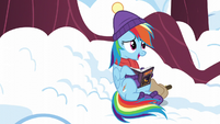 "Rainbow Dash ""I'll be right there"" S5E5"
