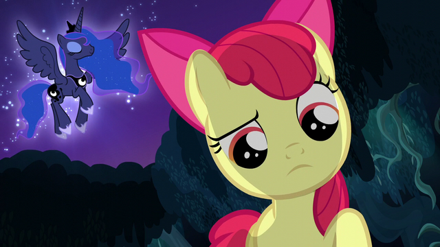 "File:Apple Bloom ""it's just me?"" S5E4.png"