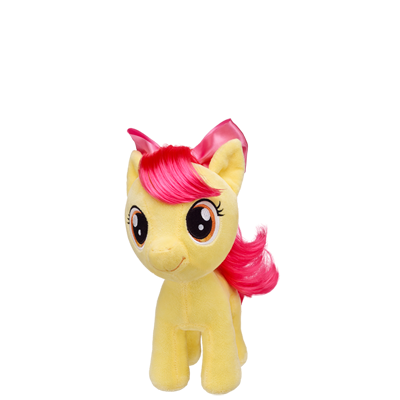 File:Build a Bear Workshop Mini Apple Bloom Plushie.png