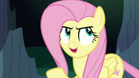 "Fluttershy Changeling ""might be the real Fluttershy"" S6E26"