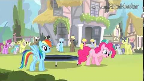 My Little Pony — The Goof Off Song (Greek)