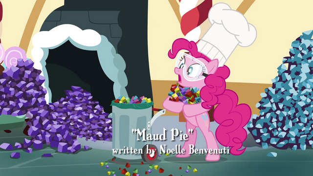 """File:Pinkie Pie """"before she gets here"""" S4E18.png"""