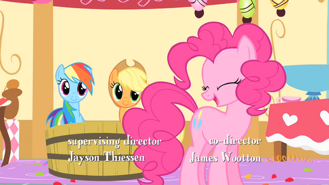 File:Pinkie Pie 'can't tell you that, silly' S1E25.png