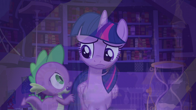 """File:Spike """"Nopony could blame you for that"""" S5E12.png"""