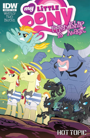 File:Comic issue 34 Hot Topic cover.jpg