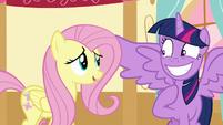 "Fluttershy '""Don't worry, Twilight"" S5E11"