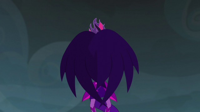 File:Midnight Sparkle closing her wings EG3.png