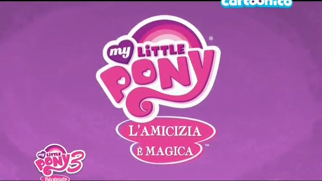 File:Italian Show Logo - Season 3 onwards.png