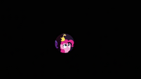 Pinkie Pie and Boneless in iris out S4E12