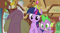 Twilight Fluttershy look S3E13