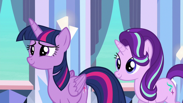 File:Twilight happy for Spike and Thorax S6E16.png