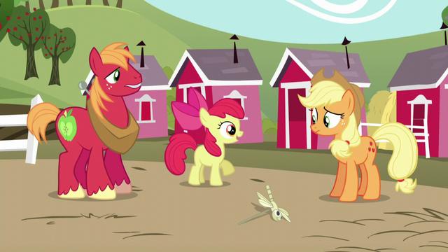 """File:Apple Bloom """"Let's get back to practicin'!"""" S5E17.png"""