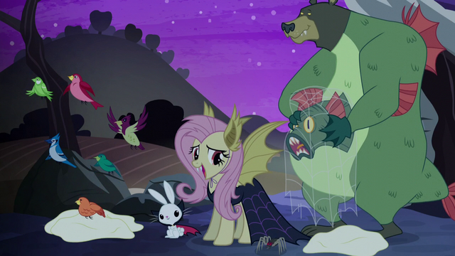 "File:Fluttershy ""we could celebrate Nightmare Night"" S5E21.png"