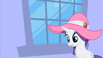 Rarity he's alright S2E9