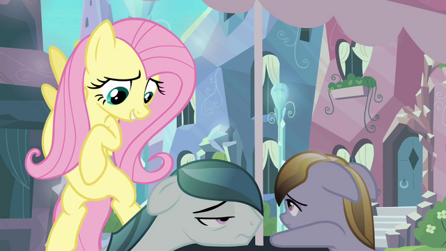 File:Fluttershy 'Oh that's okay' S3E1.png