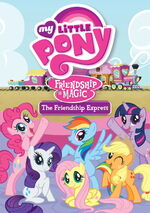 Friendship Express DVD cover 1