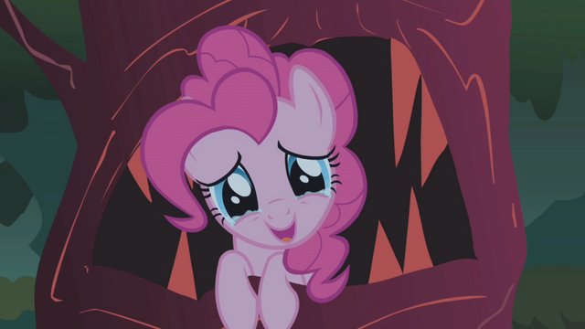 File:Pinkie Pie about to conclude the song S1E02.png