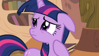 Twilight is still worried S2E20