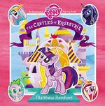 MLP The Castle of Equestria pop-up book cover