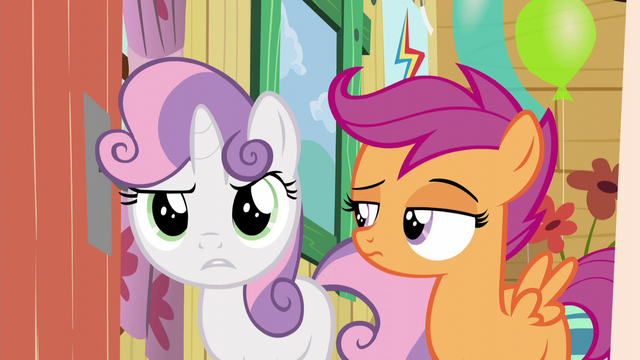 "File:Sweetie Belle ""you can't come in then either"" S5E4.png"