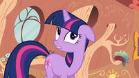 Twilight keeps worrying S2E20