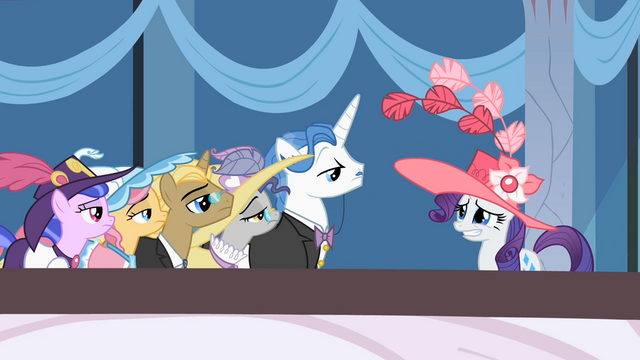 "File:Rarity ""She's the Wonderbolts' trainer, of course"" S02E09.png"