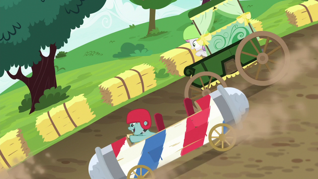 File:Sweetie Belle and Snips racing downhill S6E14.png