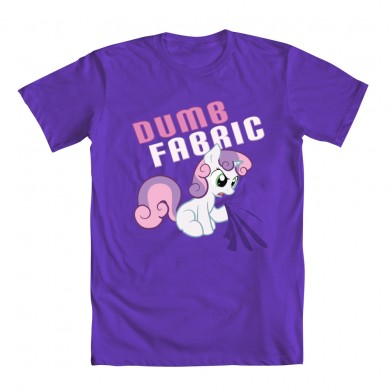 File:Dumb Fabric T-shirt WeLoveFine.jpg