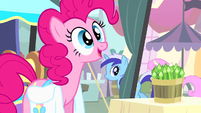 """Pinkie Pie """"I could say"""" S4E12"""