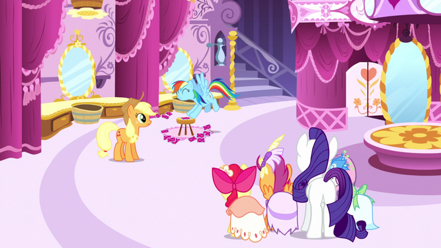 File:Rainbow Dash wins the card game S5E7.png