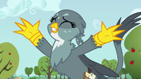 """Gabby """"because you're all so incredible!"""" S6E19"""