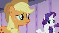 "Rarity ""oh, Applejack, honestly!"" S6E10"