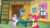 """Gabby """"I hadn't thought of that"""" S6E19"""