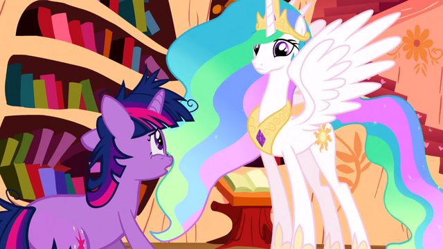 "File:Twilight Sparkle ""I'm a bad student"" S2E3.png"