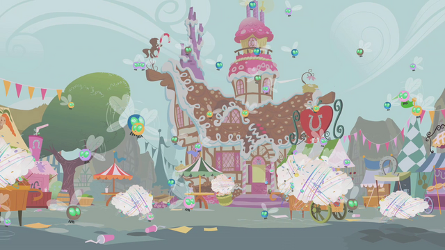 File:Parasprites lay siege to Ponyville S1E10.png