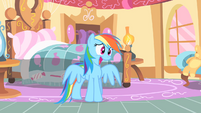 "Rainbow Dash ""Alrighty..."" S1E25"