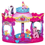 Rarity's Carousel Boutique playset