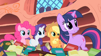 """Twilight """"What are you two arguing about?"""" S1E16"""