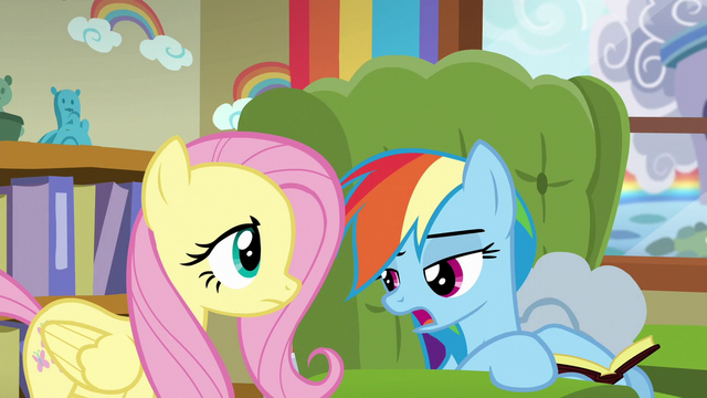 "File:Rainbow Dash ""Zeph was just telling me"" S6E11.png"