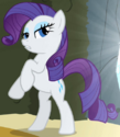 Rarity Earth pony ID S2E01