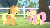 Applejack 'What'd he say' S4E07