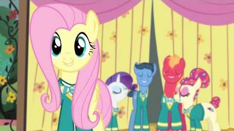 MLP FiM - Music in the Treetops Find the Music in You Ger 1080p Netflix