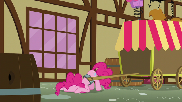 File:Pinkie puts her face on the ground S5E19.png