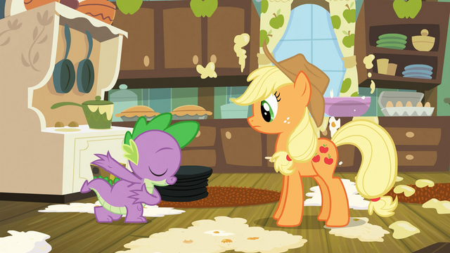 """File:Spike """"my honor and my duty"""" S03E09.png"""
